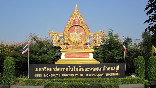 (KMUTT) / Technology Thonburi King Mongkut's University